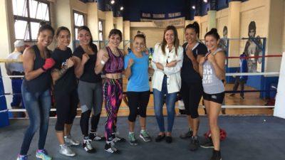 """Desde el senado bonaerense proponen crear el """"Día de las Mujeres Boxeadoras"""""""
