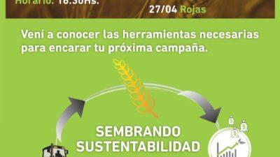 Trenque Lauquen y Rojas serán sedes de la nueva Semana Provincial del Trigo/Cebada