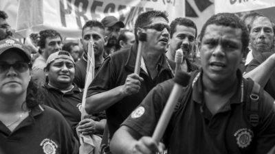Paritarias: Metalúrgicos lanzaron un paro con movilización para el 3 de mayo