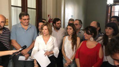 """Desde unidad ciudadana sostienen que las medidas de Vidal son """"Puro Humo"""""""