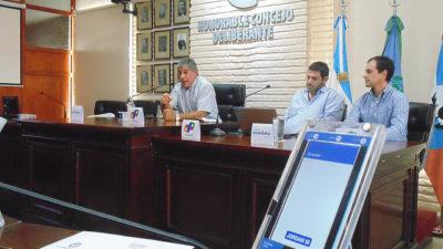 El Concejo deliberante de Trenque Lauquen es el primero de la provincia en incorporar el voto electrónico
