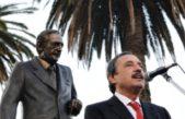 Mirá lo que dijo Ricardo Alfonsín sobre el monumento a su padre que inaugurará Macri en La Plata