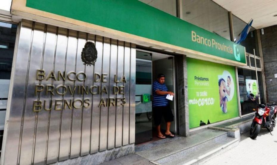 """Paro en el Banco Provincia: La Bancaria advierte que avanza el """"vaciamiento"""" del BAPRO"""