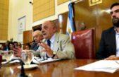 """Mar del Plata / """"Con Aranguren casi nos agarramos a trompadas"""", contó Arroyo en el Concejo Deliberante"""