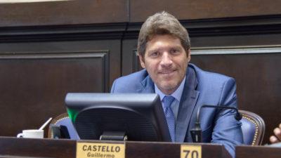 """Castello saltó con plancha al pecho contra Baradel: """"Es un opositor serial a Vidal"""""""