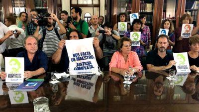 Paritaria docente: el gobierno repitió la oferta del 15%, los gremios la rechazaron y ratificaron el paro