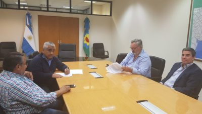 El ministerio de Gobierno ratificó su respaldo a la gestión municipal de San Pedro