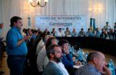 La bronca por el tarifazo se coló en el Foro de Intendentes de Cambiemos de Olavarría