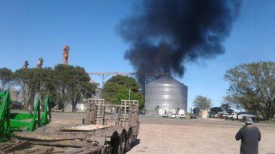 Rivadavia / El Frente Renovador le exigió al municipio una respuesta sobre el incendio de Glencore