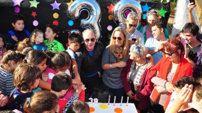Monte Hermoso festejó sus jóvenes 39 años de edad