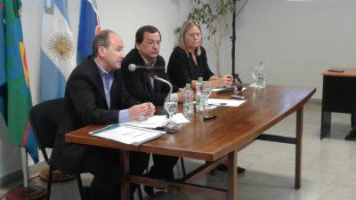 El intendente de Monte Hermoso anunció obras de infraestructura a corto plazo