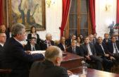 """Pergamino / El intendente Martínez en la apertura del período de Sesiones Ordinarias: """"El desafío continúa"""""""