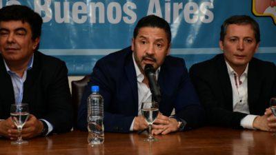 """Desde el PJ bonaerense salieron a respaldar a Gioja y califican de """"Antidemocrática"""" la intervención del PJ Nacional"""