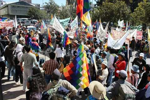 La Plata / Los pueblos originarios se movilizarán para reclamar por sus derechos