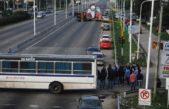 Jornada sin colectivos: La UTA reclama seguridad para los choferes