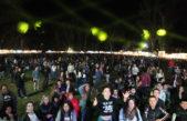 """La Plata / Más de 100 mil personas disfrutaron de la fiesta de cerveza artesanal """"San Patricio"""""""