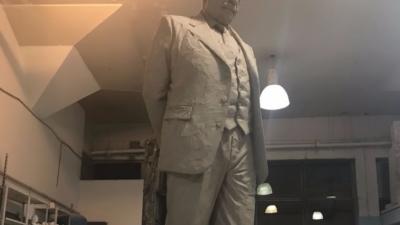 Se instalará en La Plata un monumento al ex presidente Raúl Alfonsín