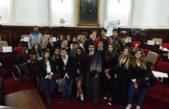 La Plata / Se llevó a cabo por tercer año consecutivo el Parlamento de la Juventud