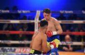 Un boxeador rodriguense se lució en su primera pelea como profesional