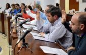 H. Yrigoyen / El Concejo Deliberante repudió el endeudamiento con el FMI y el desembarco de Farmacity
