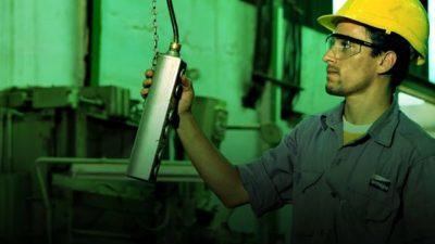 Los talleres ferroviarios Emepa de Chascomús despidieron 80 trabajadores y ahora fabrican tranqueras