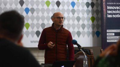 """La provincia junto a Telecom y Provincia Net realizaron el Workshop """"innovación y Tecnología en las noticias"""""""