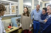 """Vidal presentó un programa de """"Inclusión Digital"""" junto al ministro de Modernización"""