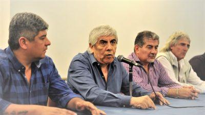 """Moyano ratificó el pedido de un 27%: """"Nosotros respondemos a los camioneros, le guste o no a Larreta"""""""