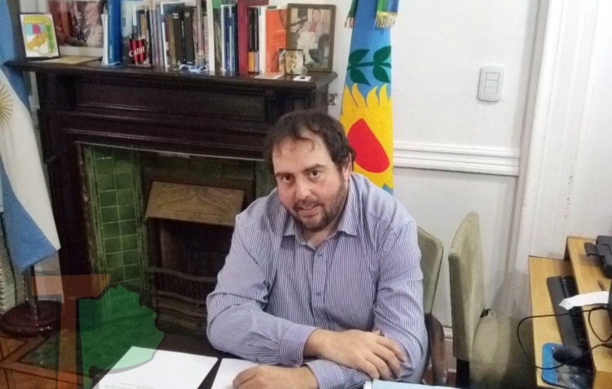 """Alejandro Castellanos: """"El veto del presidente transforma a los servicios públicos en confiscatorios"""""""