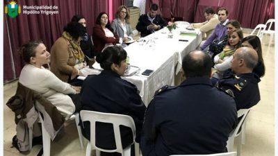 Hipólito Yrigoyen / Se llevó a cabo una nueva reunión para analizar y concientizar sobre violencia de género