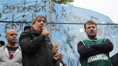 Municipales de Avellaneda protagonizaron una masiva movilización contra la precarización salarial