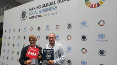 La Fundación Urbania participó del Making Global Local Business Argentina