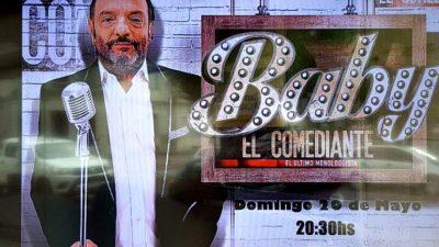 #FueNoticiaenTP/ Polémica en Olavarría: mujeres exigen la cancelación de un show de Baby Etchecopar en el Teatro Municipal