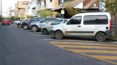 Pergamino / Se implementará el estacionamiento a 45 grados para mejorar el tránsito