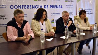 Gral Rodríguez / Anuncian un plan de contingencia ante el brote de bronquiolitis