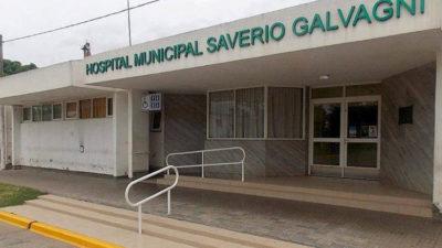 Se realizarán obras de oxígeno central en el Hospital Municipal de Hipólito Yrigoyen