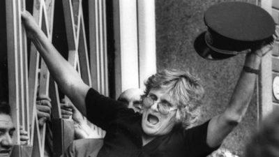 """Espíritu de los '90: """"La Norma Plá"""", una agrupación que lucha por los jubilados de Bahía Blanca"""