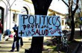 """""""Paren de fumigarnos"""": exigen una ordenanza que restrinja la aplicación de agrotóxicos en Chascomús"""