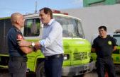 La Plata / Romero ya cuenta con su propio cuartel de bomberos