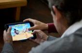 """La Plata / Garro estuvo con un creador de videojuegos platense: """"Debemos fomentar el uso de la tecnología"""""""