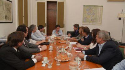 Zinny participó de la reunión de comisión de educación de diputados y habló sobre los salarios docentes