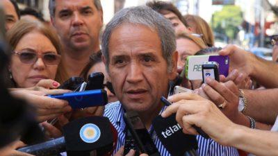 """Palazzo: """"Así como el gobierno salió presuroso a darle respuesta a los mercados espero que le dé respuestas a la gente"""""""