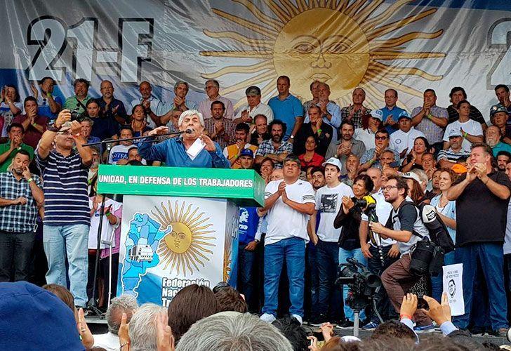 """La """"Multisectorial 21F"""" lanzará su Regional La Plata, Berisso y Ensenada"""