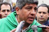 """Pablo Moyano: """"Espero que el gobierno tome nota y le devuelva a los trabajadores lo que les sacó"""""""