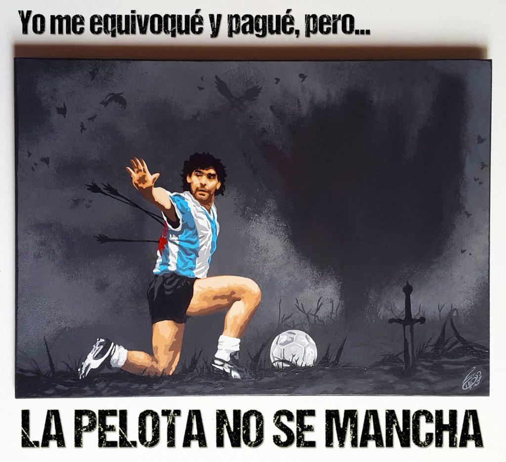 Claudio Rengach- maradona
