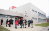Provincia inauguró en La Plata una nueva escuela secundaria