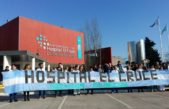 Hospital El Cruce: el gobierno se comprometió a no tocar el presupuesto
