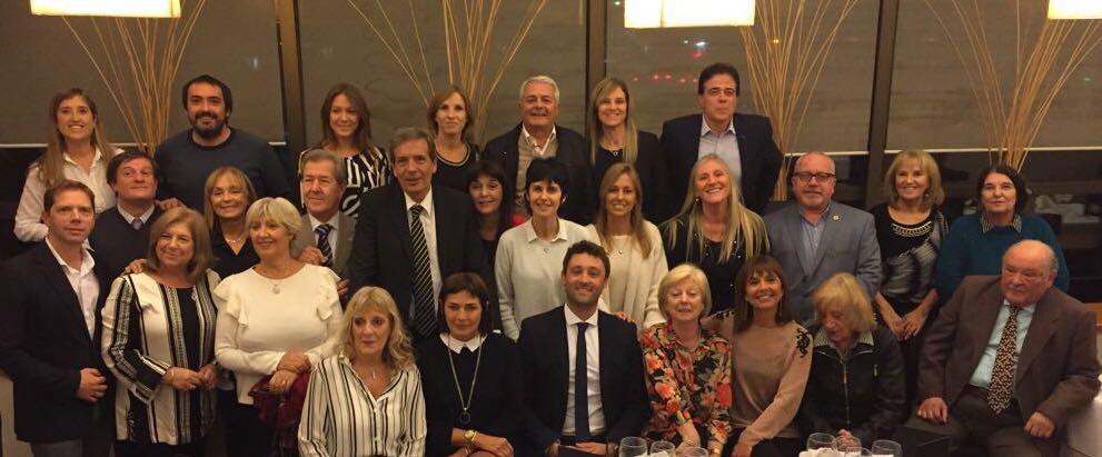 Federico Travascio será el nuevo presidente del Colegio de Escribanos de la ciudad de La Plata