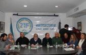 """Bajo el lema """"La Patria al hombro"""" lanzaron la Multisectorial 21F en La Plata"""