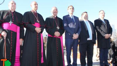 En medio de una multitudinaria ceremonia asumió el nuevo Arzobispo de La Plata